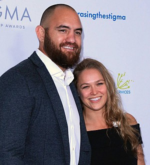 Ronda Rousey discovered her house was robbed just before engagement trip