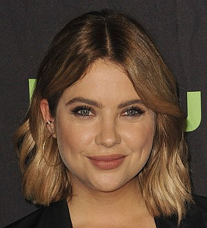Ashley Benson was in tears at Pretty Little Liars audition