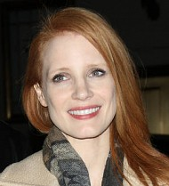 Jessica Chastain keen to meet benefactor Robin Williams