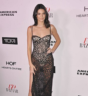 Man questioned after flying drone outside Kendall Jenner's house