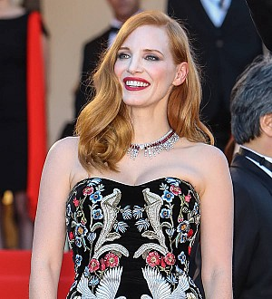 Jessica Chastain: 'I'll always support women in film'