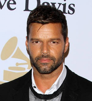 Ricky Martin signs on as first judge for Cowell's TV boy band search