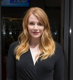 Bryce Dallas Howard dismisses Chris Pratt feud