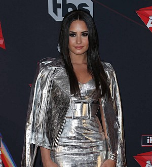 Demi Lovato: 'I live in the gym'