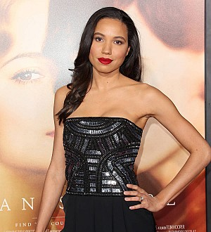 Actress Jurnee Smollett-Bell is pregnant