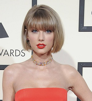 Taylor Swift acts as maid of honor at best friend's wedding