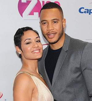 Empire stars 'wed in secret beach ceremony'