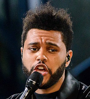 The Weeknd: 'I'm addicted to performing live'
