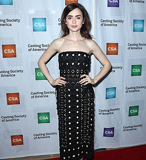 Lily Collins to be Honored by the Costume Designers Guild