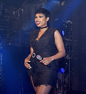 Jennifer Hudson still watching what she eats after losing 80 pounds