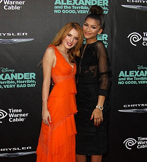 Bella Thorne wishes Zendaya happy birthday with throwback picture