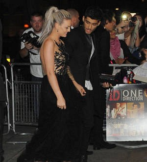 Zayn Malik ends engagement