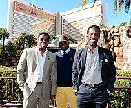 Boyz II Men Say Hello to 2013 with Vegas Residency