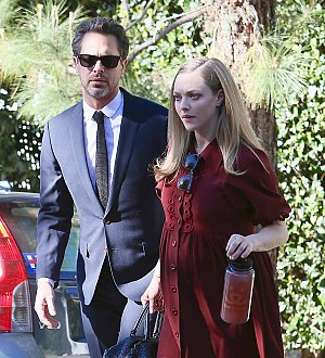 Pregnant Amanda Seyfried elopes with fiance Thomas Sadoski