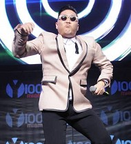 Psy's Gangnam Style reaches one billion YouTube views