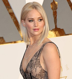 Jennifer Lawrence doesn't have 'a type'