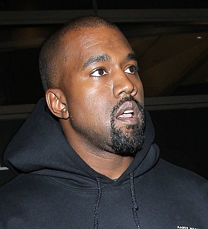 Kanye West suffers technical mishap with new song release