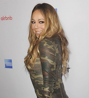 Mariah Carey following salmon-only diet