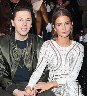 Professor Green and Millie Mackintosh split