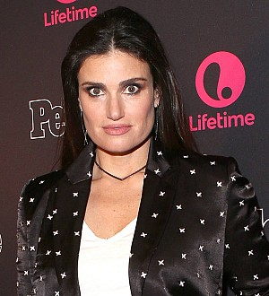 Idina Menzel under fire for wrist-slitting comment