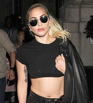 Lady Gaga: 'New song is not about Taylor Kinney'
