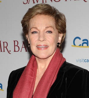 Julie Andrews: 'Gaga called me before Oscars tribute to make sure I was OK'