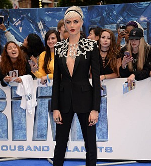 Cara Delevingne felt 'completely alone' as a teenager