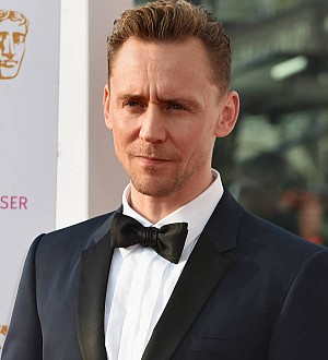 Tom Hiddleston dodges questions about Taylor Swift