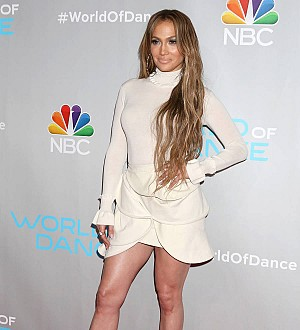 Jennifer Lopez unveils secret behind speedy costume changes