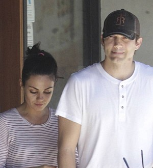 Mila Kunis: 'Pregnancy is so different this time!'