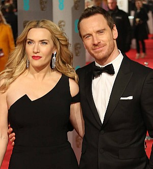 Kate Winslet: 'I was a feeder to Fassbender'