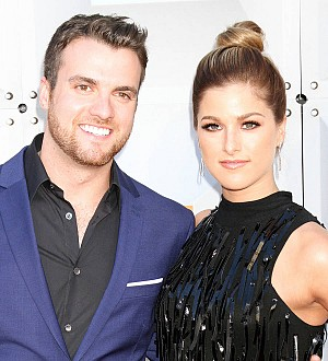 Cassadee Pope engaged