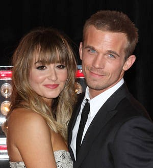 Cam Gigandet is a dad again