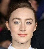 Saoirse Ronan honoured with film inspiration award