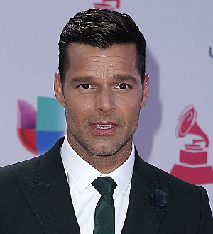 Ricky Martin is ready for a female President
