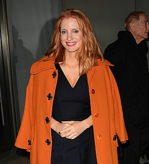 Jessica Chastain refuses to be cast as 'set dressing'