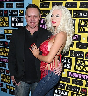 Baby news for Doug Hutchison & Courtney Stodden