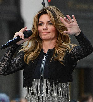 Shania Twain: 'Falling in and out of love inspires me musically'