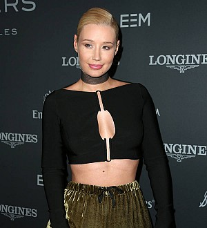 Iggy Azalea whipped into shape by twerking workout