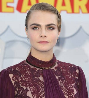 Cara Delevingne: 'I am very much in love'