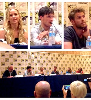 Comic-Con 2015: 'The Hunger Games' Bids Farewell
