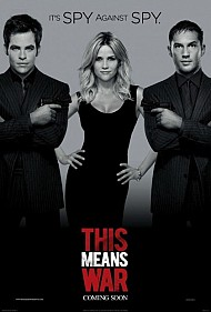ROMANTIC MOVIE GUILTY PLEASURES: 'This Means War'