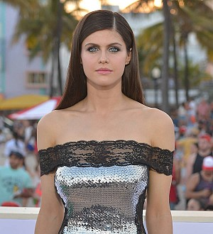 Alexandra Daddario worked to gain muscle mass for Baywatch