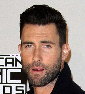Adam Levine unveils Hollywood Walk of Fame star
