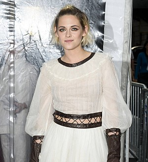 Kristen Stewart: 'Social media has made society so superficial'