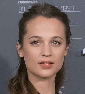 Alicia Vikander: 'Brexit would have denied me film career'