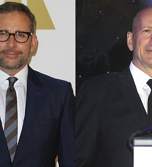 Steve Carell Replaces Bruce Willis in Upcoming Woody Allen Film? More in Common Than You Might Think!