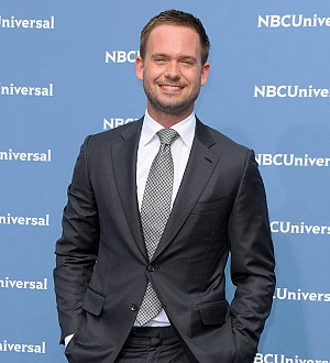 Patrick J. Adams: 'I'd like to meet Prince Harry to make sure he's right for my 'sister''