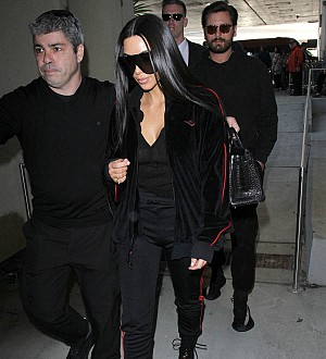 Kim Kardashian jets to Dubai for first appearance since burglary ordeal
