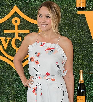 Lauren Conrad went into labor just after Independence Day party
